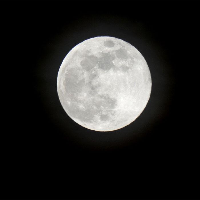 月の光による浄化