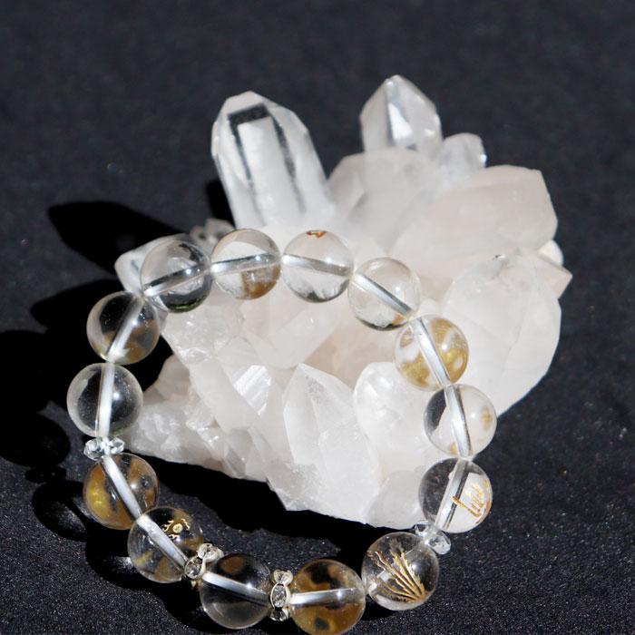 水晶クラスターによる浄化
